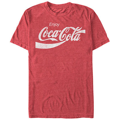 Coca-Cola Eighties Coke Black T-Shirt