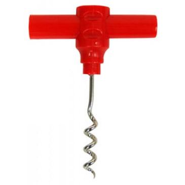 Plastic Travel Corkscrew
