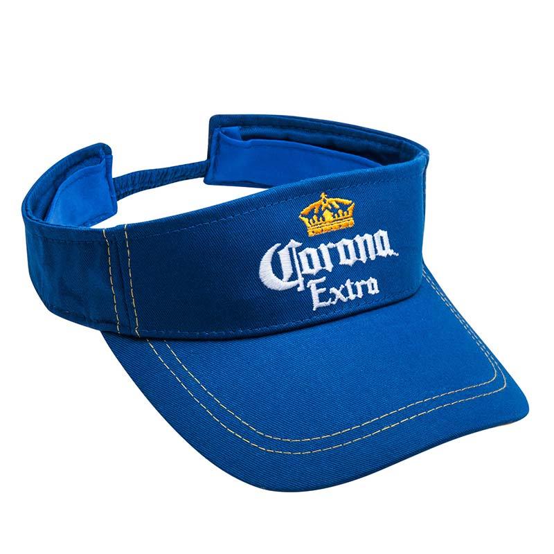 Corona Extra Blue Stitched Visor