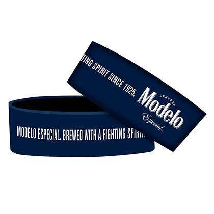 Modelo Especial Rubber Wrist Band