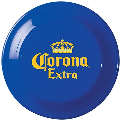 Corona Blue Flying Disc