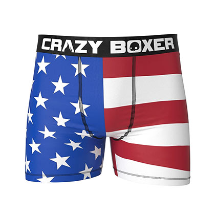 American Flag Boxer Briefs