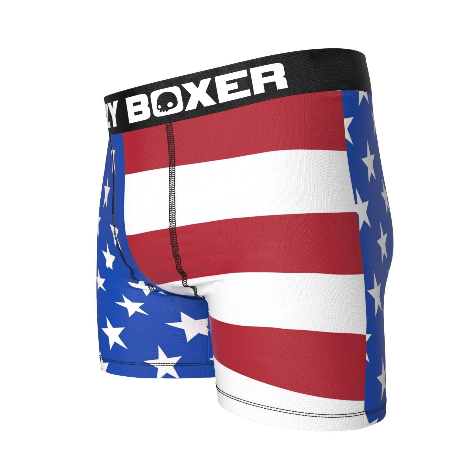 American Flag USA Boxer Briefs
