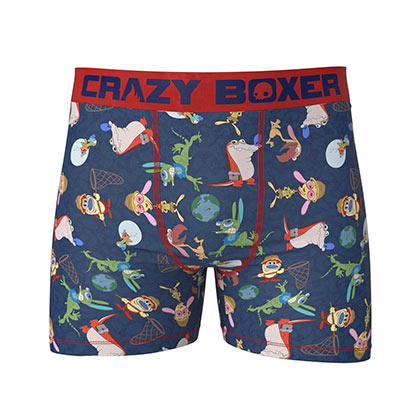 Ren And Stimpy Boxer Briefs