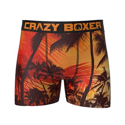 Scarface Men's Stretch Palm Boxer Briefs