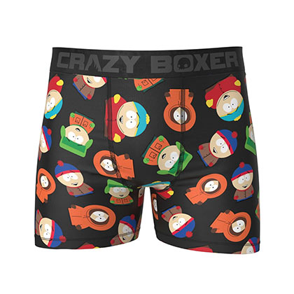 South Park Characters Boxer Briefs