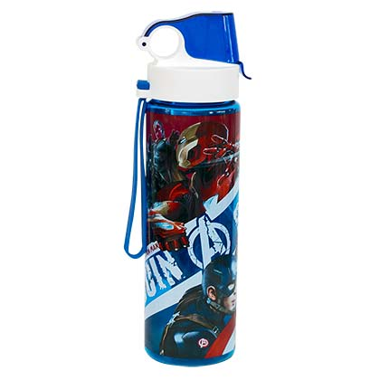 Captain America Civil War Travel Water Bottle