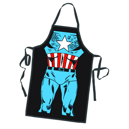 Captain America Cook Apron
