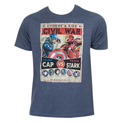 Captain America Movie Culmination Shirt