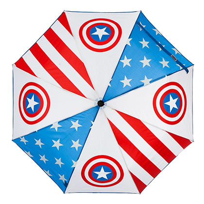 Captain America Superhero Umbrella