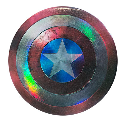 Captain America Bottle Opener Magnet