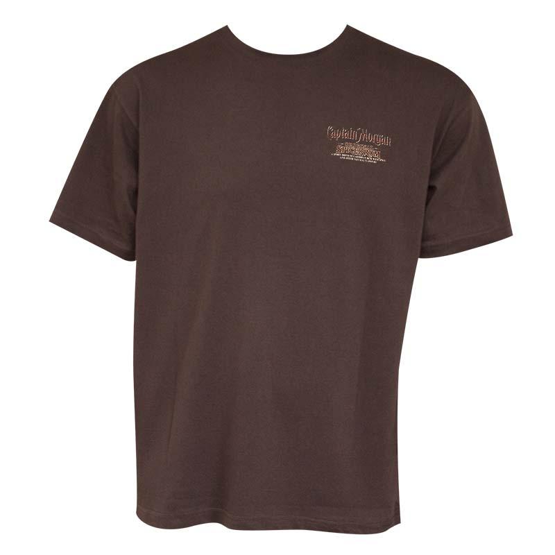 Captain Morgan Men S Brown Spiced Rum T Shirt