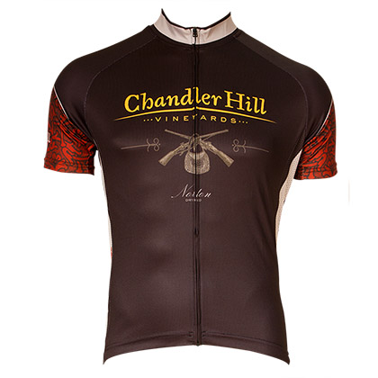 Chandler Hill Savage Norton Black Label Reserve Zip-Up Cycling Jersey