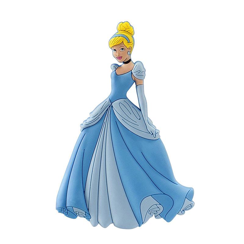 Cinderella Soft Touch Magnet