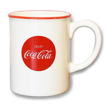 Coca-Cola Vintage Style Ceramic Mug