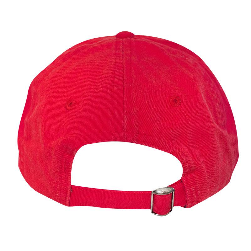 76d4c7199754d Coca-Cola Enjoy Coke Washed Red Dad Hat