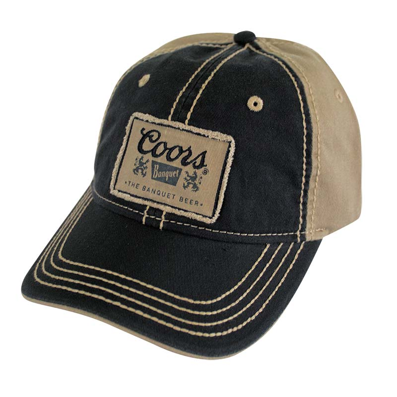 Coors Banquet Khaki Two-Tone Hat
