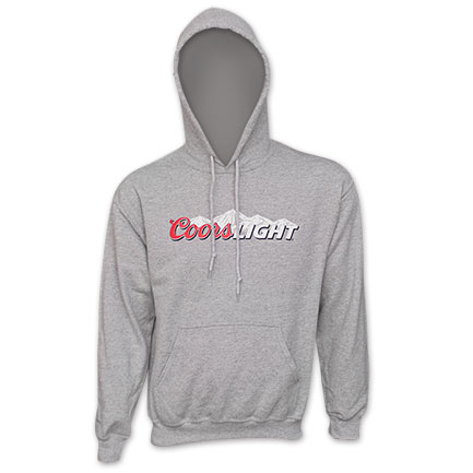 Coors Light Men's Hoodie