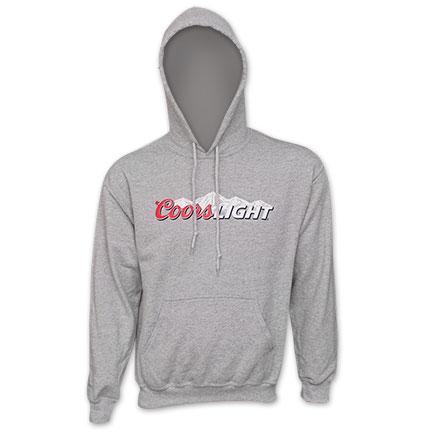 Coors Light Logo Hoodie