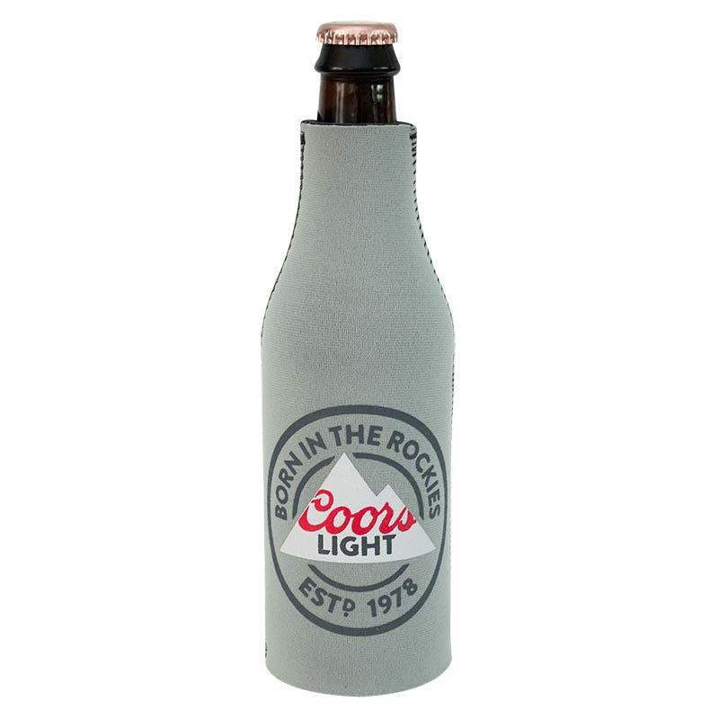 Coors Light Rockies Bottle Cooler