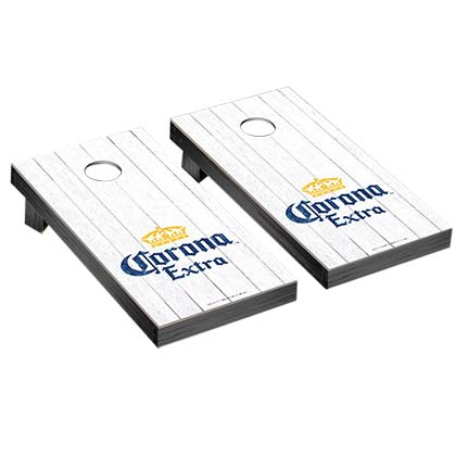 Corona Weather Logo Corn Hole Game