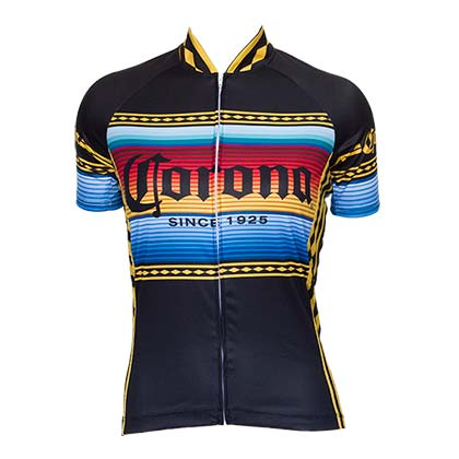 Corona Modern Women's Short Sleeve Cycling Jersey