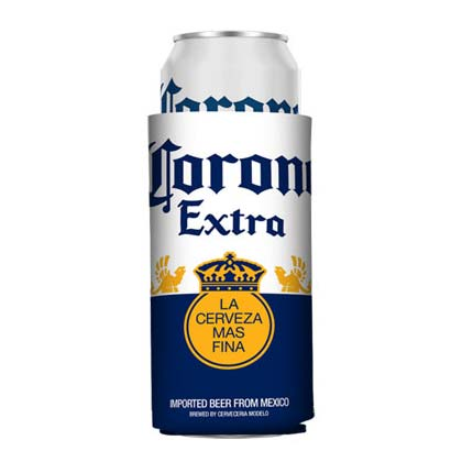 Corona 24 OZ Can Cooler