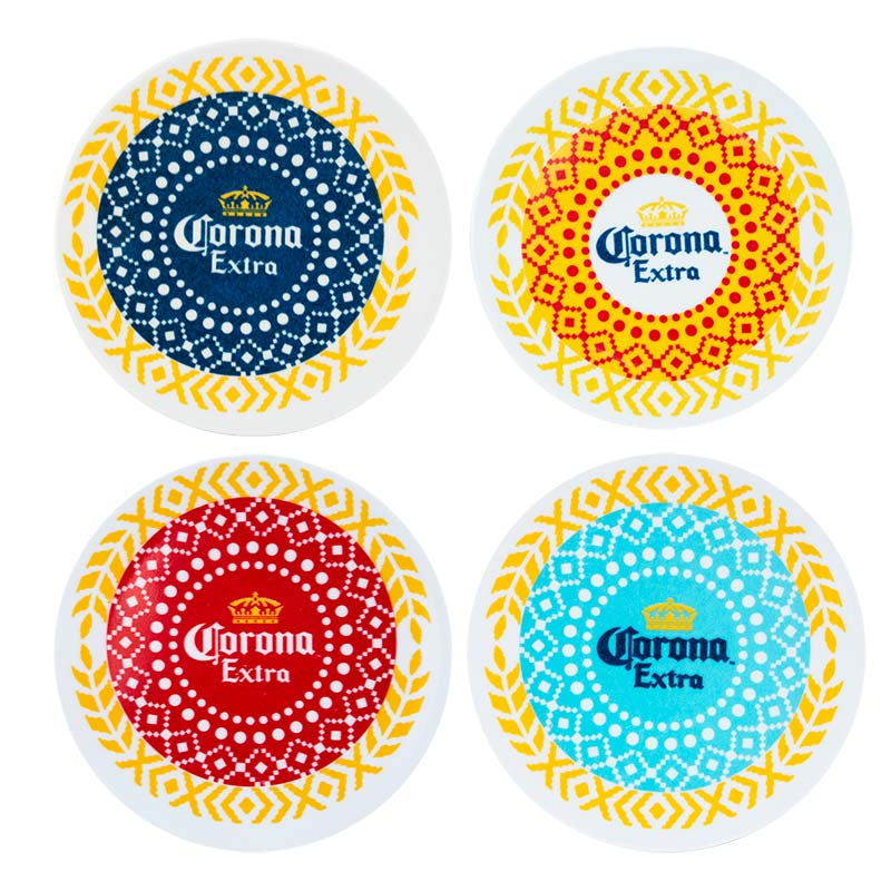Corona Extra Coaster Set