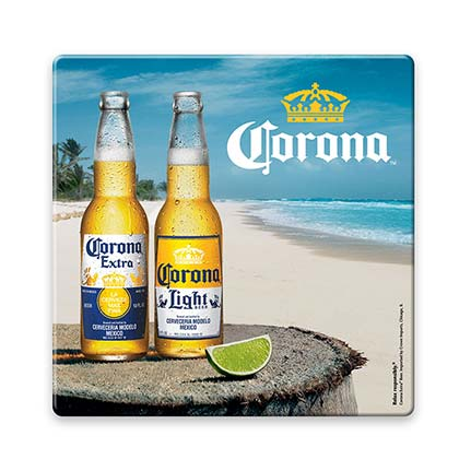 Corona Beer Beach Coaster