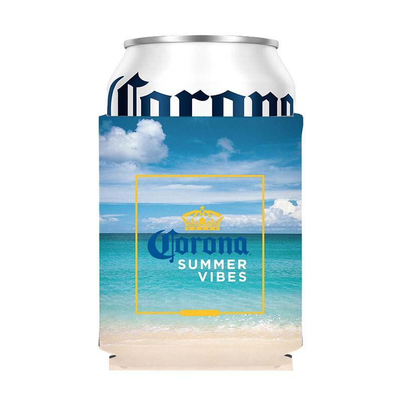 Corona Extra Foam Summer Vibes Can Cooler