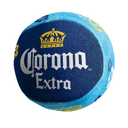 Corona Extra Blue Rip & Skip Water Ball