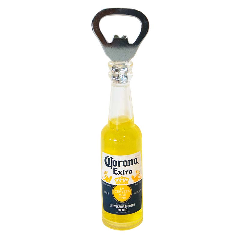 Corona Extra Bottle Shaped Opener