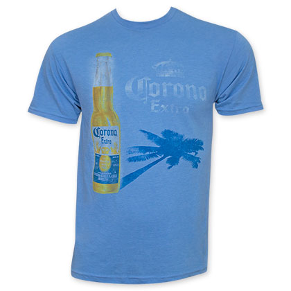 Corona Extra Palm Shadow Men's T-Shirt