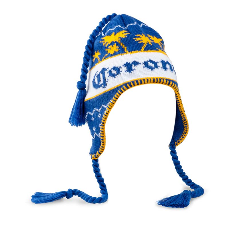 Corona Beer Winter Hat Twisted Beanie
