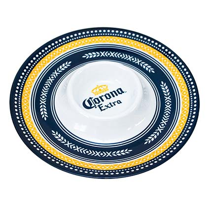 Corona Extra Chip 'N Dip Party Platter