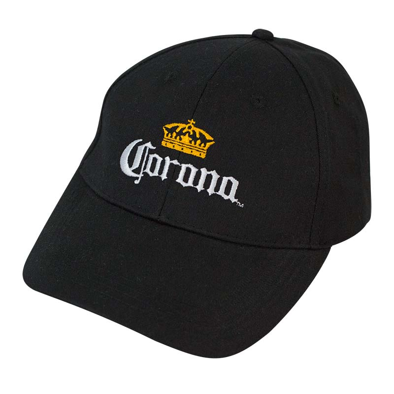 Corona Beer Black Hat