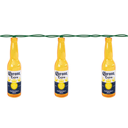 Corona Extra Beer Bottle String Lights