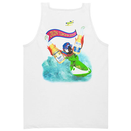Corona Extra Men's Cruizin' Tank Top