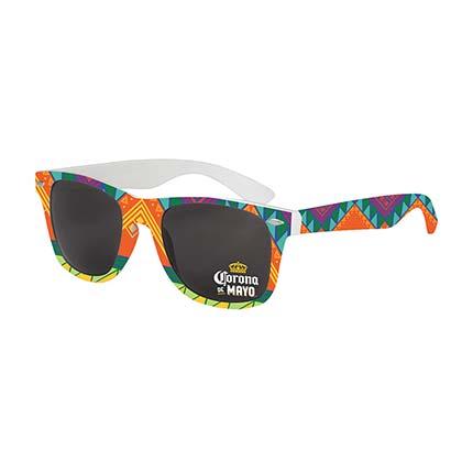 Corona Extra Multi-Colored Cinco De Mayo Sunglasses
