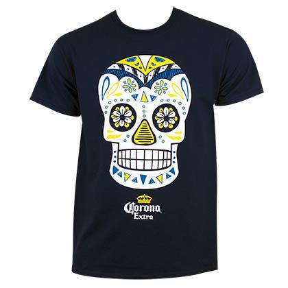 Corona Extra Dia de los Muertos Tee Shirt