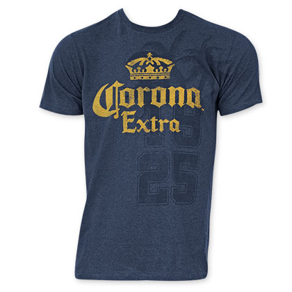 Corona Extra 1925 Navy Blue T-Shirt