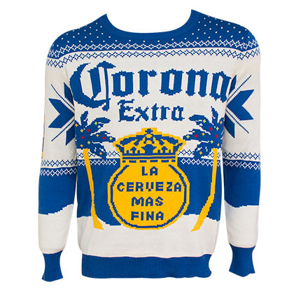 Corona Ugly Christmas Sweater