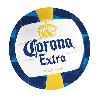 Corona Extra Blue Volleyball