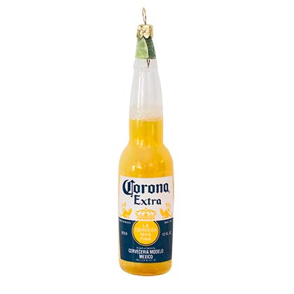 Corona Extra Lime Bottle Ornament