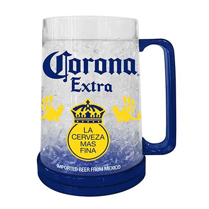 Corona Extra Beer Logo 16 Ounce Freezable Mug