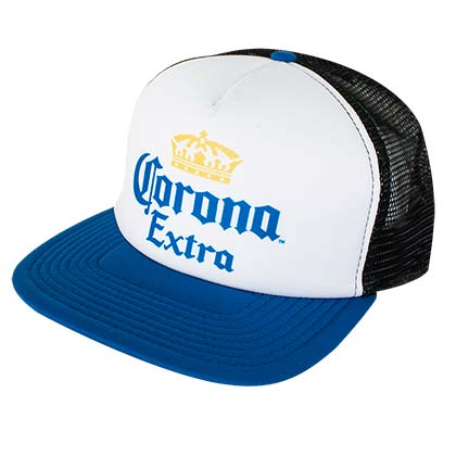 Corona Mesh Back Trucker Hat