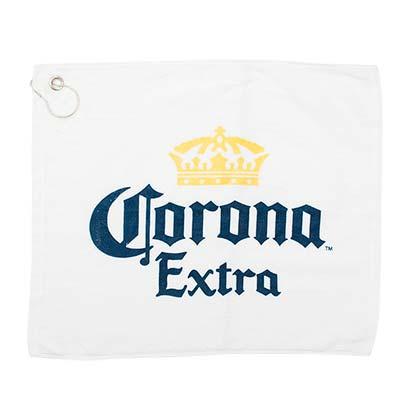 Corona Extra White Promo Golf Towel