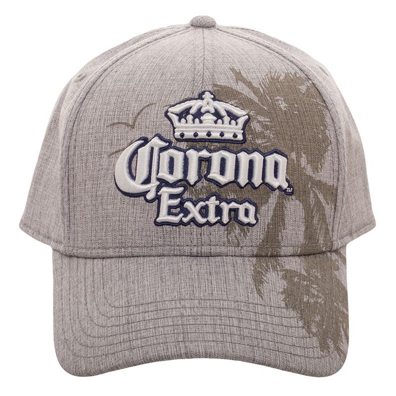 Corona Extra Palms Textured Men's Beige Hat