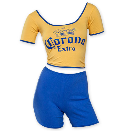 Corona Extra Women's Party Outfit