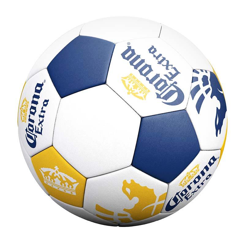Corona Extra White Soccer Ball
